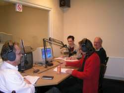 Stichting Station Maarheeze op Radio Cranendonck (2004)